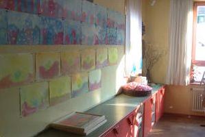 bild eines unterstufen klassenzimmers